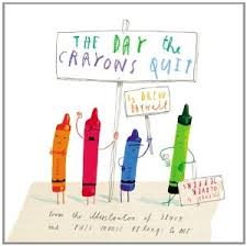 day the crayons