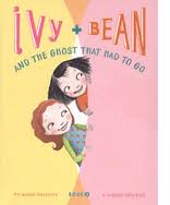 ivy and bean ghost