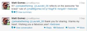 Gomez Tweets
