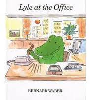 lyle at the office