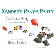 xanders panda party