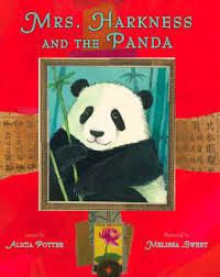 mrs harkness and panda
