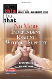 no more independent reading