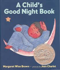 child's goodnight book