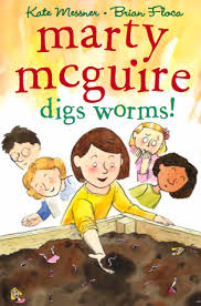 marty maguire digs worms
