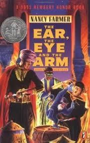 ear eye arm