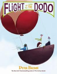 flight of dodo