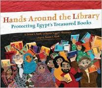hands across library