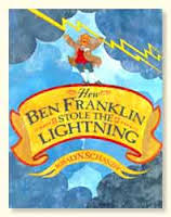 how ben franklin stole the lightning