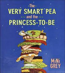 very smart pea