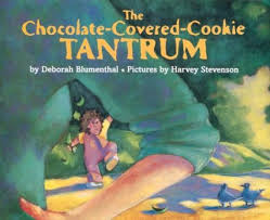 chocolate covered cookie tantrum