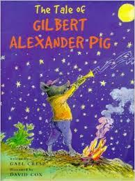 tale of gilbert alexander pig