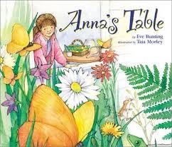 anna's table