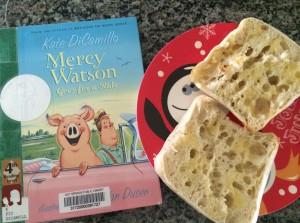mercywatson lunch