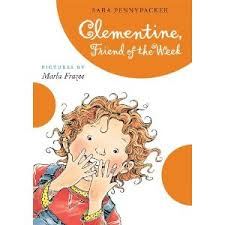 clementine friend of week