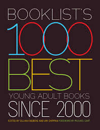 booklist's 1000 best young adult books