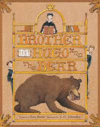 brother hugo and bear