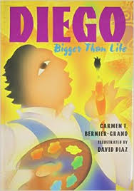 diego bigger than life
