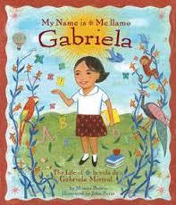 my name is gabriela