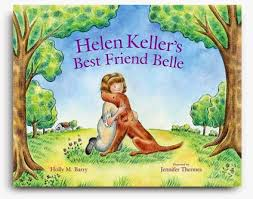 helen kellers best friend belle