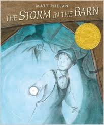 storm in barn