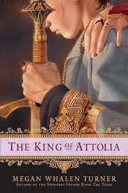 king of attolia