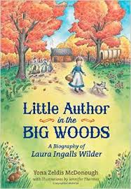 little author in big woods