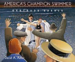 americas champion swimmer