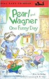 pearl and wagner one funny day