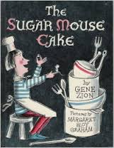 sugar mouse cake