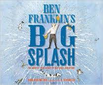 ben frnklin's big splash