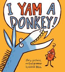i yam a donkey