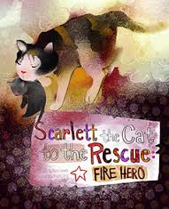 scarlett the cat to the rescue