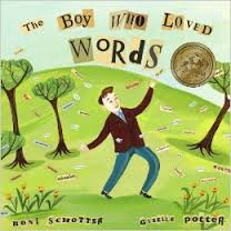 boy who loved words