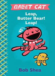 leap butter bear leap