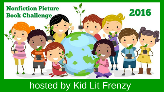 nonfiction picture book challenge 2016