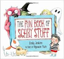 fun book of scary stuff