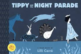 tippy and night parade