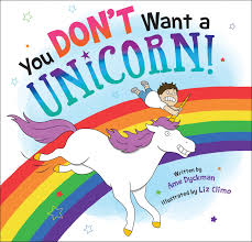you don't want a unicorn