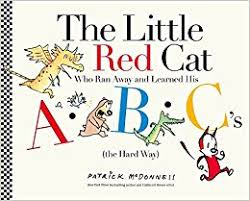 little red cat who ran away