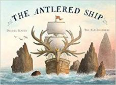 antlered ship