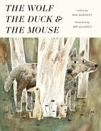 wolf duck mouse