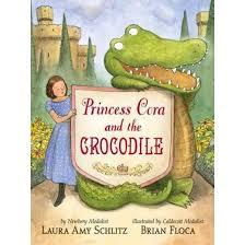 princes cora and crocodile