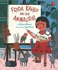 frida kahlo and her animalitoes