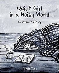 quiet girl in noisy world
