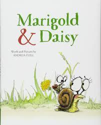 marigold and daisy