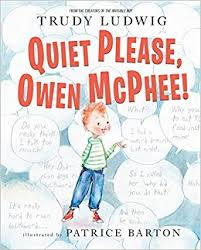 quiet please owen mcphee