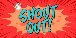Shout Out | Webfont & Desktop font | MyFonts